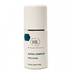 Лосьон-пилинг ALPHA COMPLEX FACE LOTION Holy Land 125 мл.