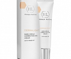 Крем корректирующий с тоном DERMALIGHT DARK CIRCLE CORRECTIVE EYE CREAM WITH MAKE-UP 15 мл.